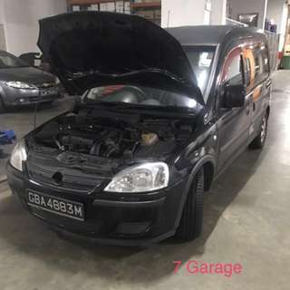 Lorry & Van recovery by 7 Garage