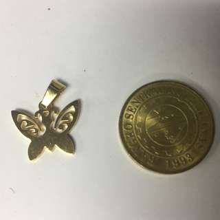 Butterfly Pendant small