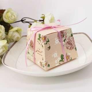 Sweety Candy Box/ Wedding Favour / Berkat