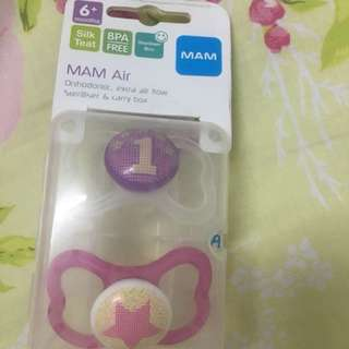 MAM Air Pacifier for 6+