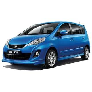 2018 Perodua Alza 1.5 (A) DISCOUNT UP TO RM1,500.00