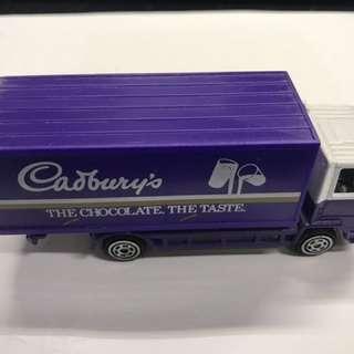 Cadbury Corgi Truck