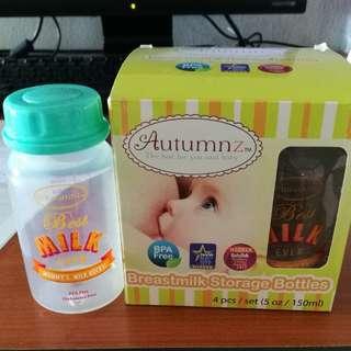 Autumz Breastmilk Storage Bottle (5oz/150ml)