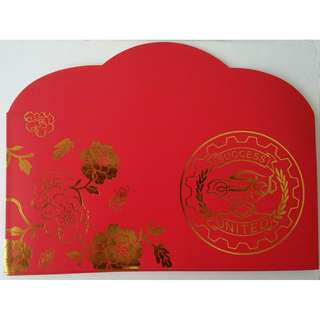 Ang Pao Success Red Packet