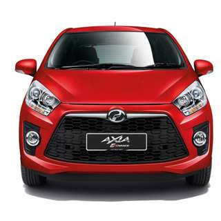 PERODUA AXIA 1.0 AUTO G FOR CNY PROMO RM2,000.00