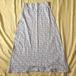 Daisy Grey Skirt