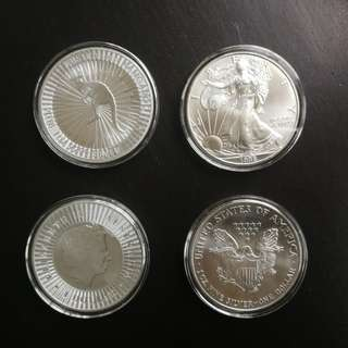 AirTite Coin Capsules Holders