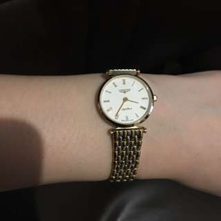 Authentic longines Swiss Made two tone  Watch 6k REPRICED TO 5k FIXED