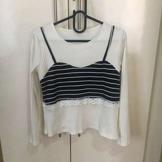 Zara Inspired Top