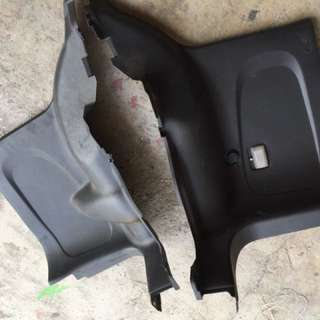 Japan Move l9 Rear pillar with 12 volt socket rare