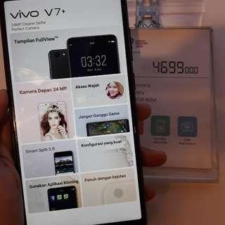 Vivo V7 Plus Turun Harga dan Bisa Cicilan Tanpa Kartu Kredit
