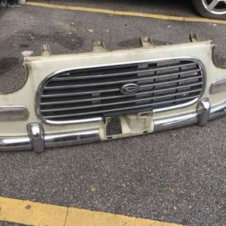 Japan L7 Gino Front Bumper