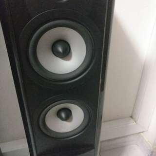 Boston Acoustics floorstanding speakers A250
