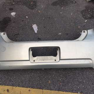 Japan Passo rear part for Myvi