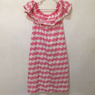 Peppermint Pink Dress Size 18