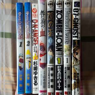 Assorted Manga [Japanese]