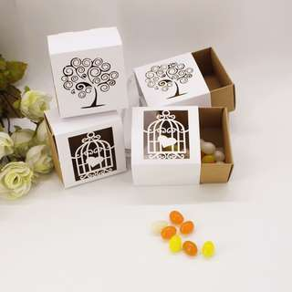 Euro Candy Box/ Wedding Favour/ Door Gifts