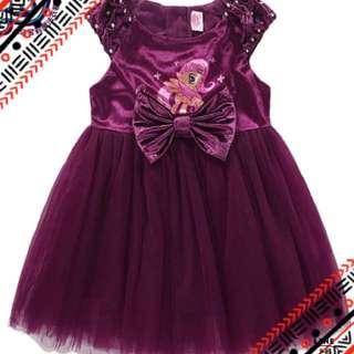 小馬寶莉紗裙