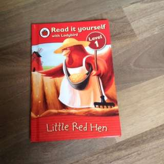 Little Red Hen - Read It Yourself With Ladybird Level 1