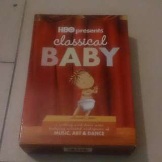 Classical baby boxset dvd