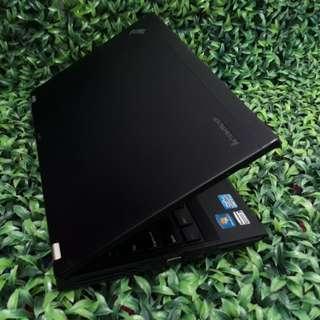 Laptop lenovo Thinkpad X230 intel core i7 ram 8gb hdd 500gb super murah