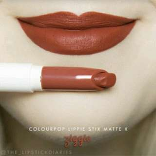 Ziggie Lippie Stix Instock! 100% Authentic