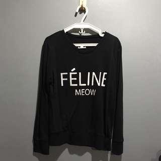Black Feliné Sweater
