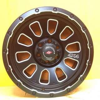 SPORT RIM 4X4 16inch INFORGED NAVARA WHEELS