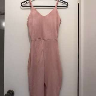 PLT Light pink Dress, size 4