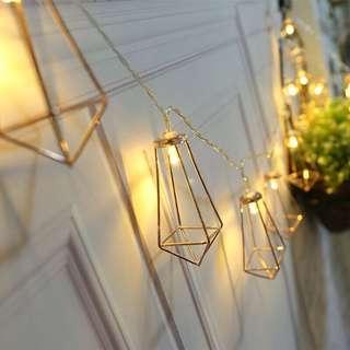 LED燈串(乾電池)