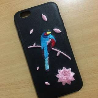 iPhone 6/6s jelly embriodery