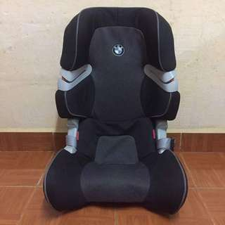 BMW Booster Carseat with Isofix