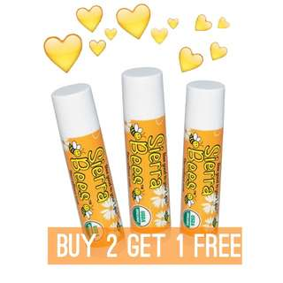 Sierra Bees Organic Honey Lip Balm