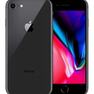 Iphone 8 space grey 64 GB