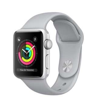Apple Watch Series 3 GPS 38mm Silver