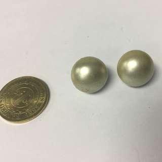 Pearl Earrings (fancy)