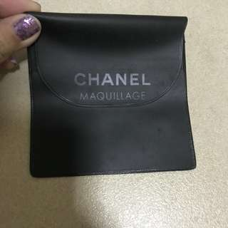 Chanel Make Up Sponge Case