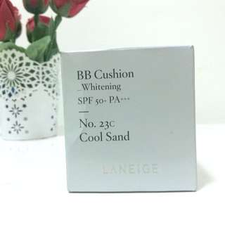 Authentic Laneige BB cushion whitening Refill
