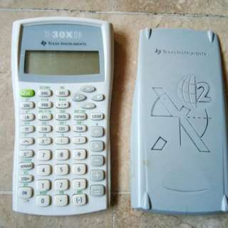 Scientific Calculator (Texas Instrument)