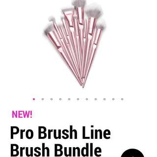Wet n Wild Pro Brush Set