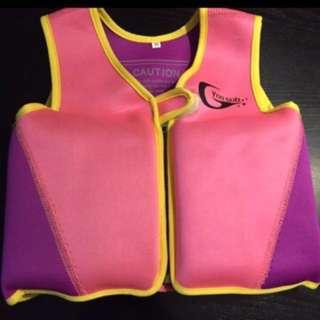 Baby swim jacket / float / swimwear / thermal jacket