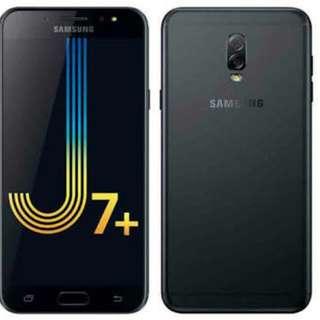 Samsung Galaxy J7 Plus. Promo Kredit Easy 20