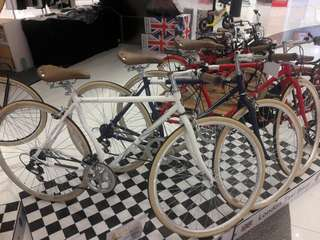 Sepeda London Taxi Bike Bicycle 700S Cukup Bayar 199.000*