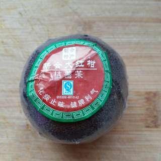 新會大红柑(桔普茶)1磅庒