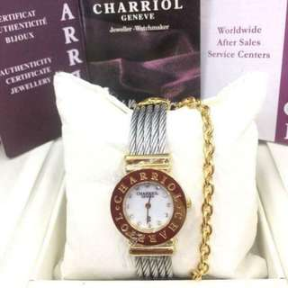 CHARRIOL WATCHES HIGH-END