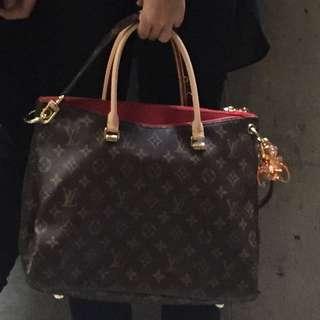 Louis Vuitton Pallas Satchel