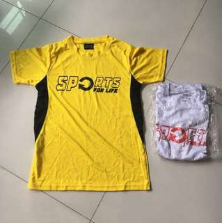 SP Sports for Life SFL tee shirt
