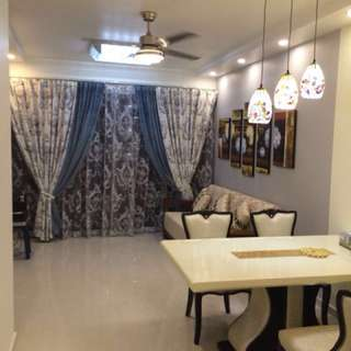 Common room at 138B Yuan Ching road for rent