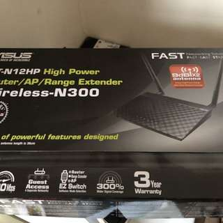 ASUS RT-N12HP Router