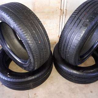 Used Tyre (205/60/16)
